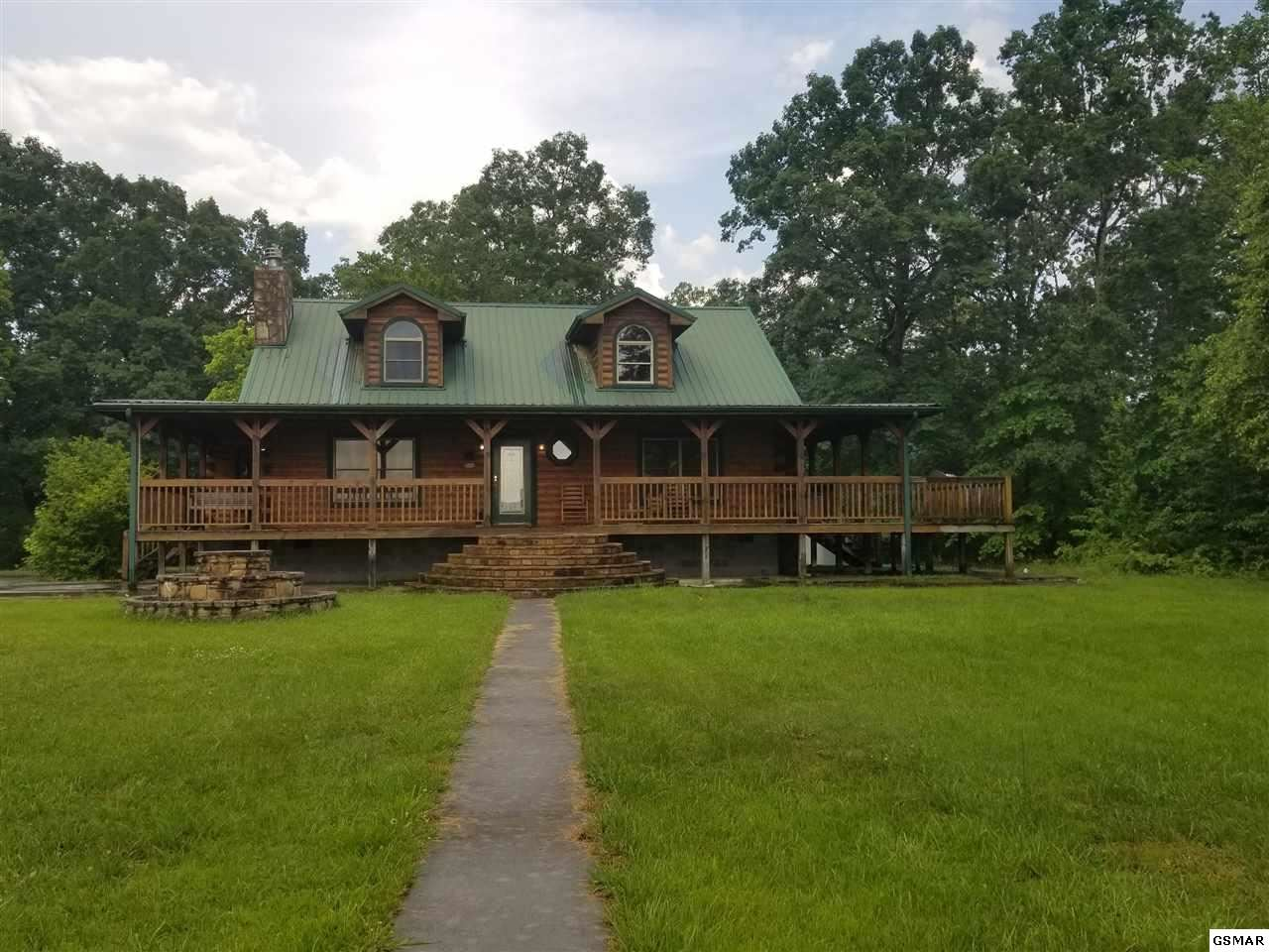 Property Image Of 2905 Bear Mountain Ln In Sevierville, Tn