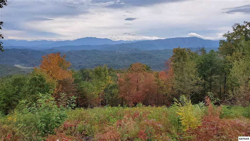 Property Image Of Lot 109 Summit Trails Drive In Sevierville, Tn
