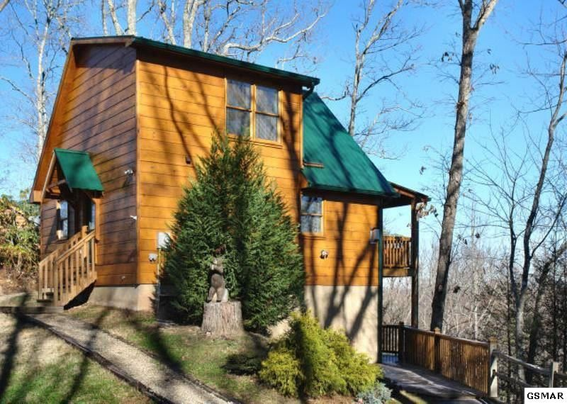 Property Image Of 4714 Riversong Ridge Way &Quot;Mountain Magic&Quot; In Sevierville, Tn