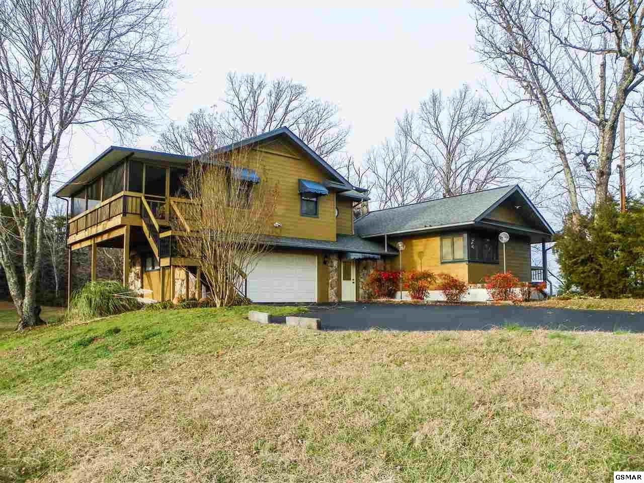Property Image Of 2140 Battle Hill Road In Pigeon Forge, Tn