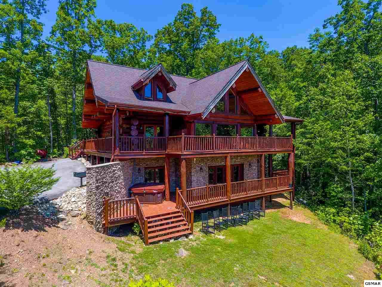Gatlinburg                                                                      , TN - $1,100,000