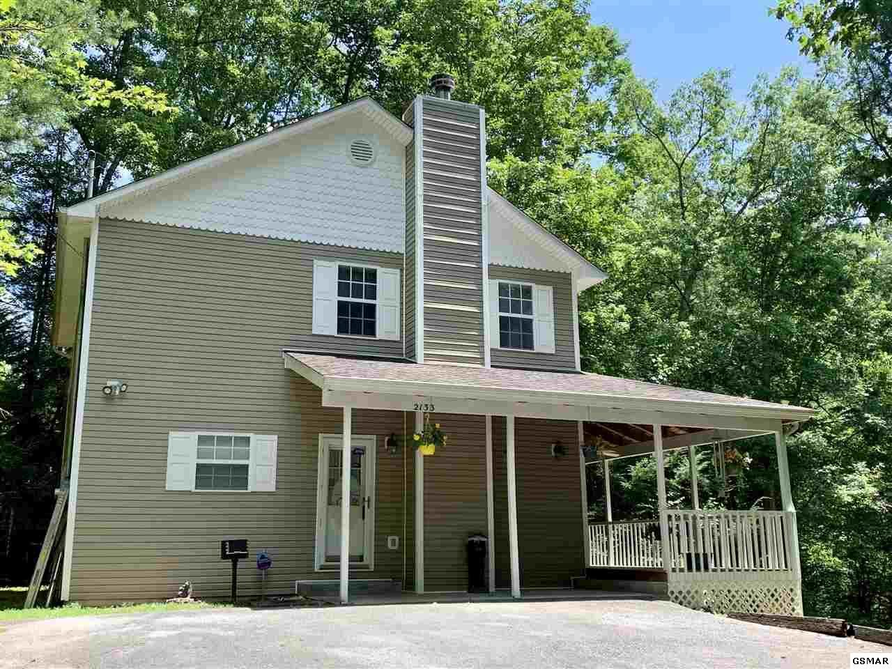 Property Image Of 2133 Duck Pond Ln In Sevierville, Tn