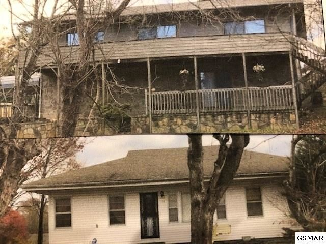 Property Image Of 110 Scenic Drive 110 A And B ( 2 Homes ) A Wh House / B Gray In Sevierville, Tn