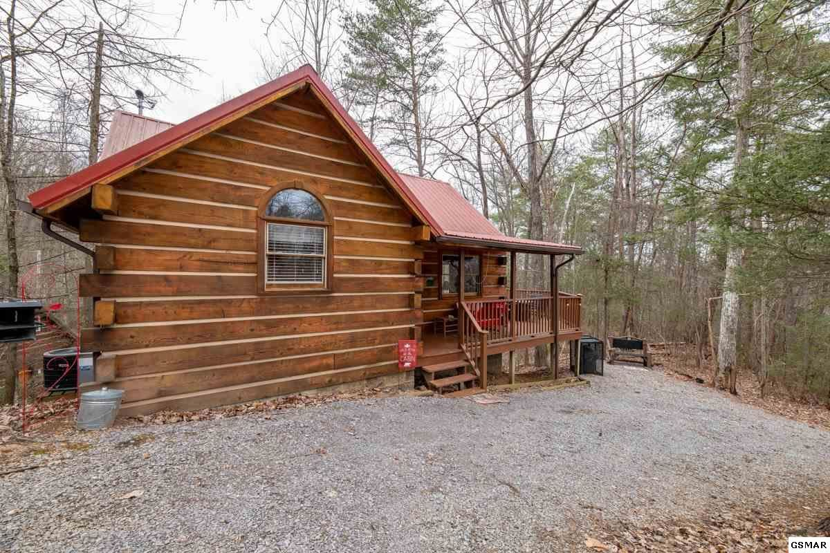 Property Image Of 1401 Ridgefield Drive In Sevierville, Tn