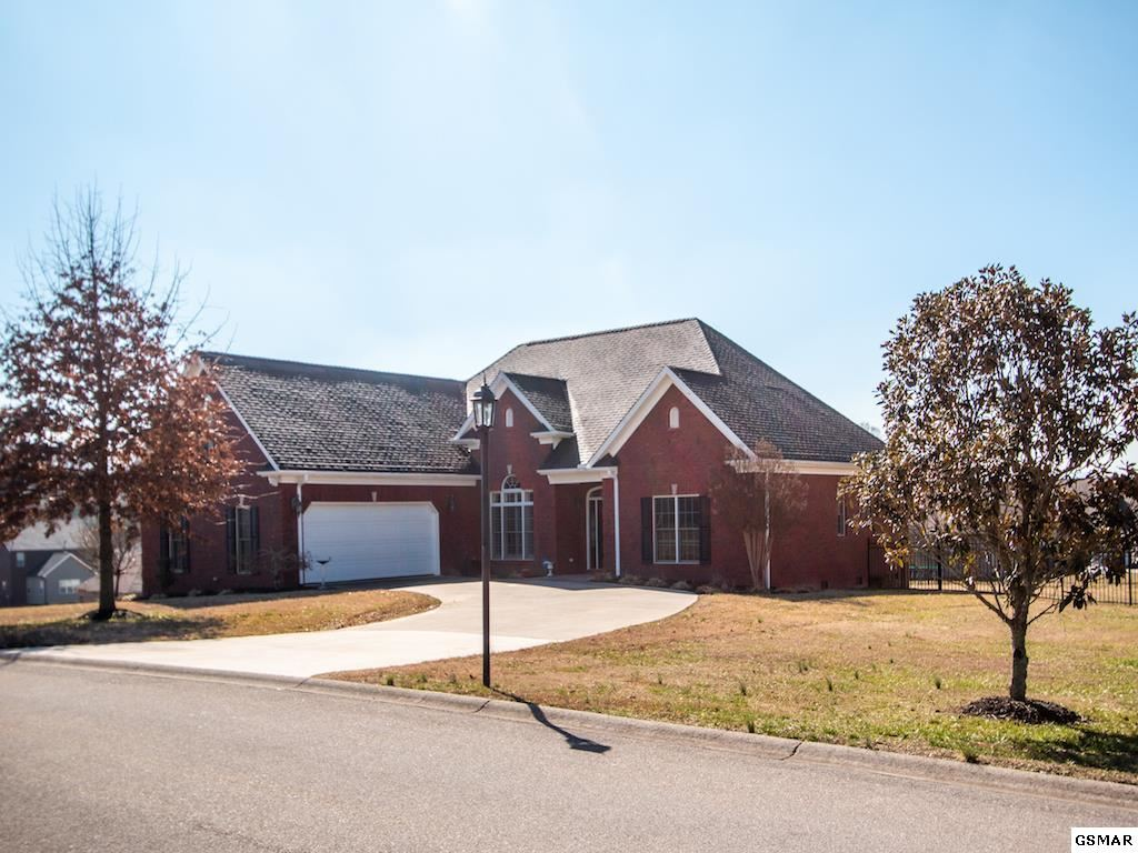 Property Image Of 1614 Mckinley View Blvd In Sevierville, Tn