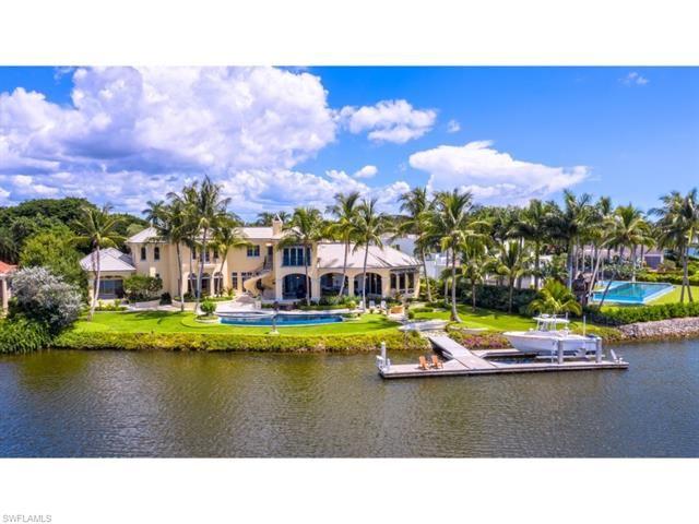 Naples                                                                      , FL - $18,900,000