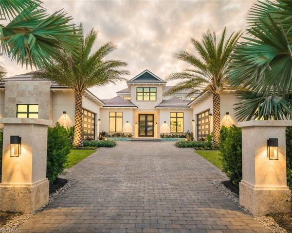 Naples                                                                      , FL - $10,975,000