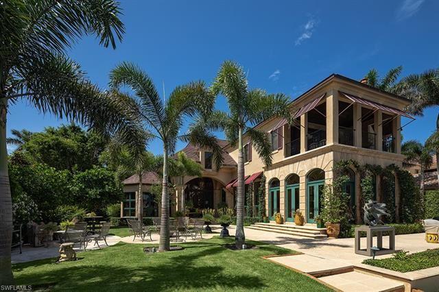 Naples                                                                      , FL - $12,850,000