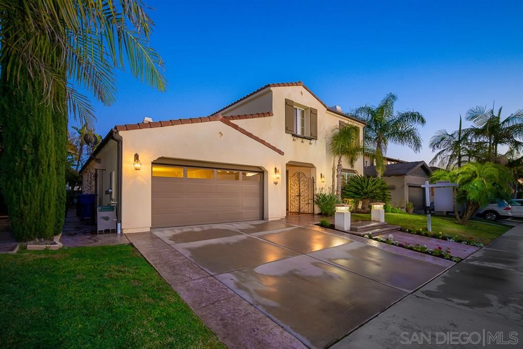 Chula Vista                                                                      , CA - $835,000
