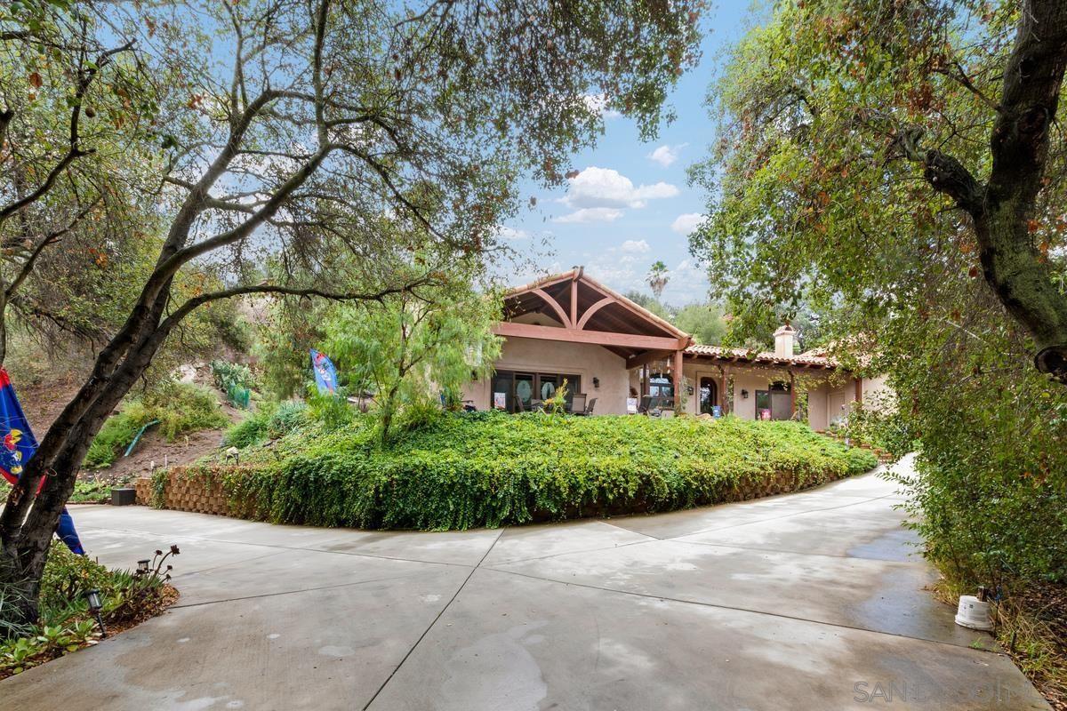 865 Brook Canyon Rd                                                                               Escondido                                                                      , CA - $1,600,000