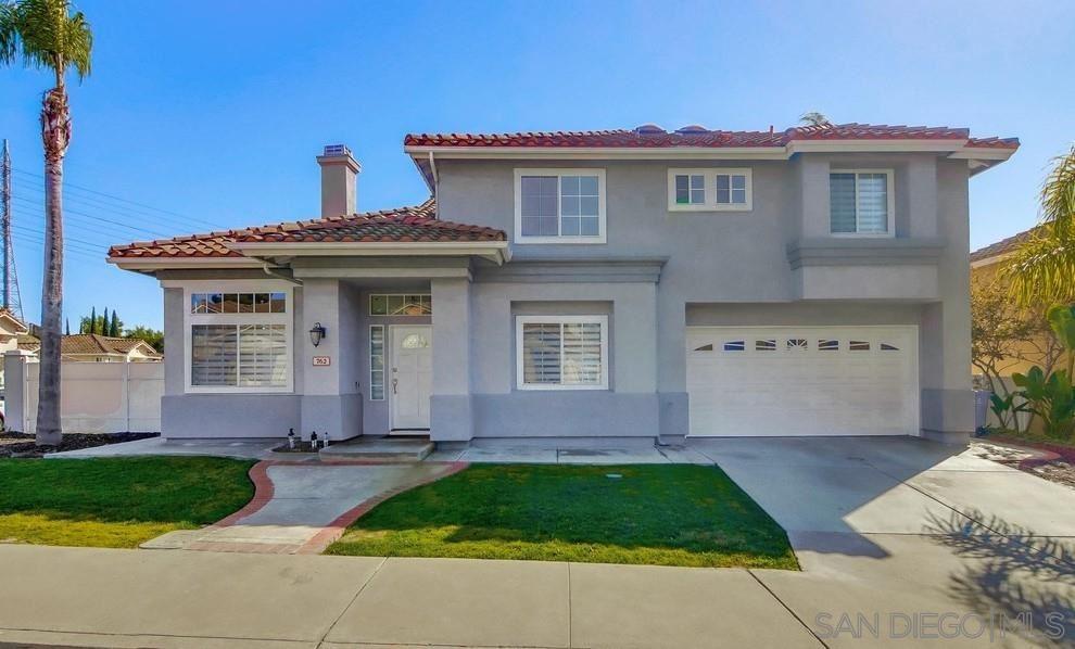 Chula Vista                                                                      , CA - $750,000