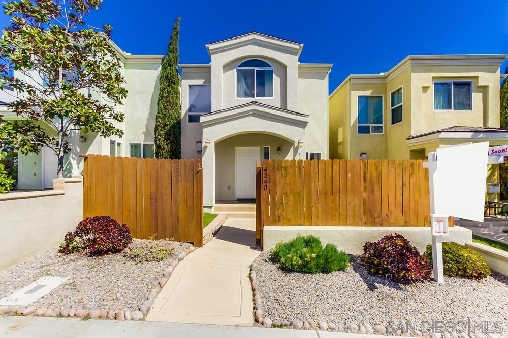 San Diego                                                                      , CA - $995,000