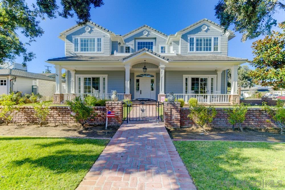 Coronado                                                                      , CA - $4,990,000