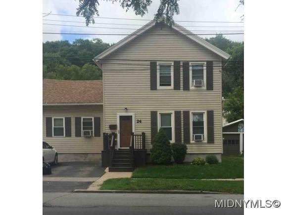 24 West Street, Ilion, NY, 13357 | Ilion Real Estate