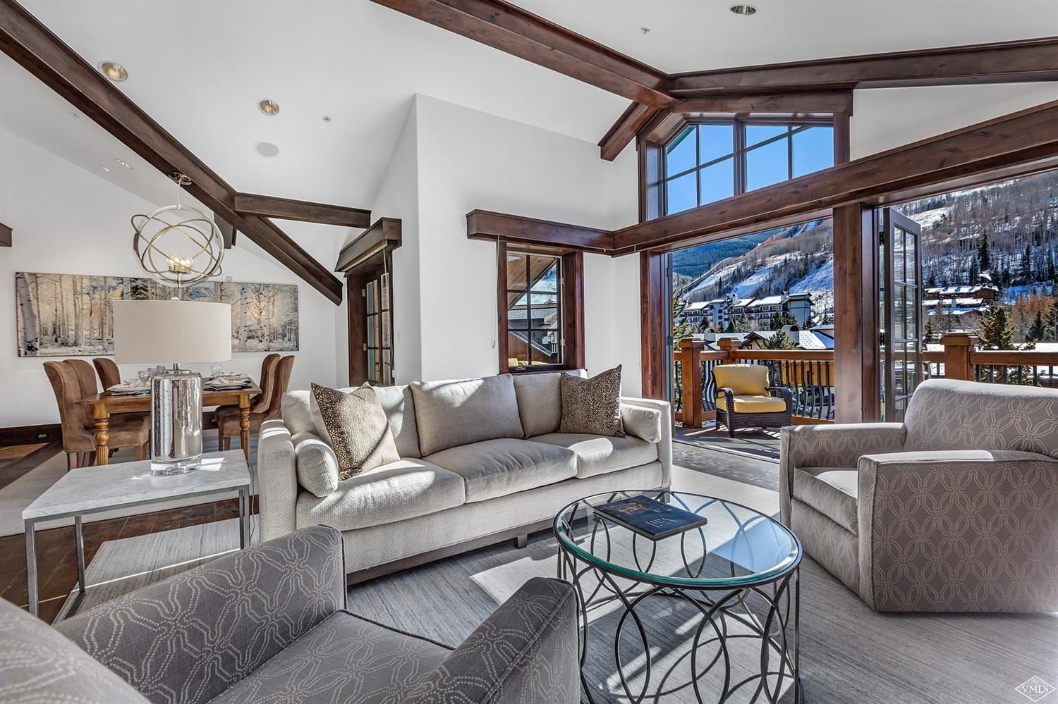 Vail                                                                      , CO - $9,595,000