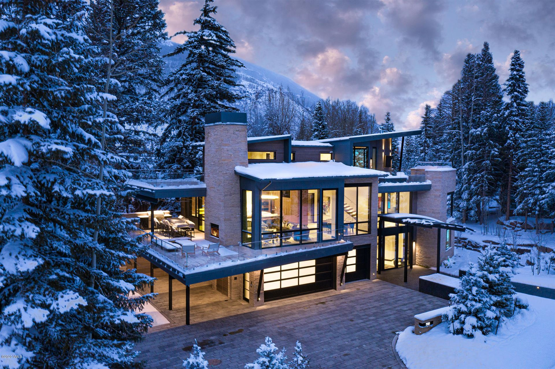 Vail                                                                      , CO - $39,800,000