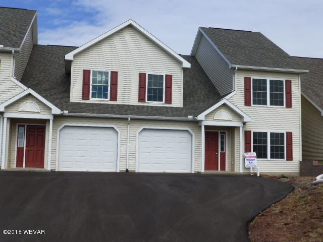 135 grandview drive watsontown pa townhome or condo for Fish real estate williamsport pa