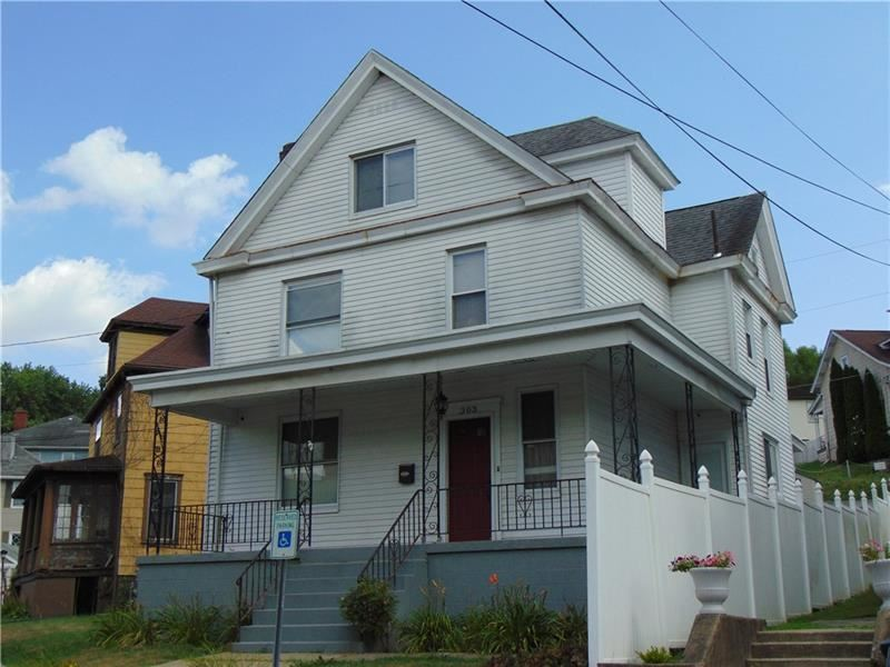 303 Catherine Ave Brownsville Pa 15417 Mls 1460027 Howard Hanna