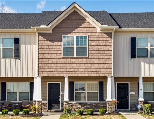 MLS# 2299035 - 4137 Saddlecreek Way in Old Hickory Commons Subdivision in Antioch Tennessee - Real Estate Condo Townhome For Sale