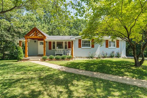 MLS# 2288042 - 2421 Fairbrook Dr in Sunset View Subdivision in Nashville Tennessee - Real Estate Home For Sale