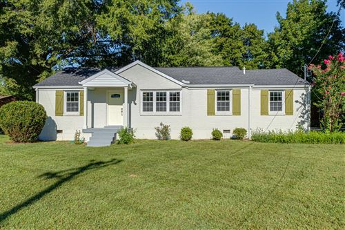 MLS# 2289316 - 3362 Mimosa Dr in Glencoe Acres Subdivision in Nashville Tennessee - Real Estate Home For Sale