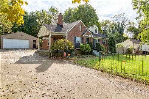 MLS# 2302942 - 1112 Inglewood Dr in Inglewood Heights Subdivision in Nashville Tennessee - Real Estate Home For Sale