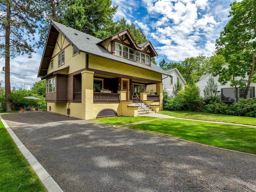 Spokane                                                                      , WA - $650,000