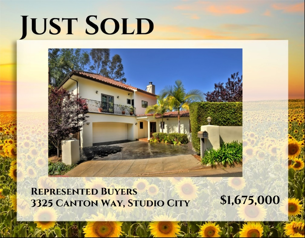 Canton Way Sold