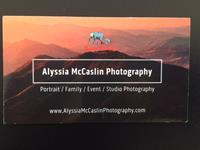 Alyssia McCaslin Photography