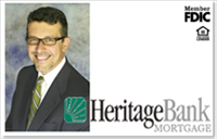 Heritage Bank Mortgage