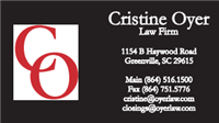 Cristine Oyer Law Firm