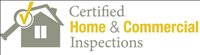 Certified Home & Commercial Inspections