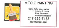 A to Z Painters