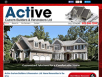 Active Custom Builders and Renovation