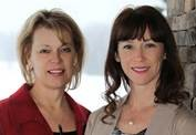 Cathy Pizzini and Kimberly Terry, Evergreen Home Loans