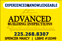 Advanced Building Inspections