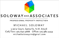 7. Home Inspection - Soloway & Assoc.