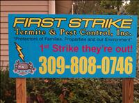 First Strike Termite and Pest Control