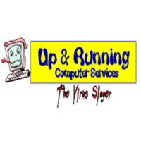 COMMUTER SERVICE: Up & Running Computer Services -- The Virus Slayer!