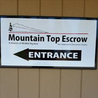 Mountain Top Escrow